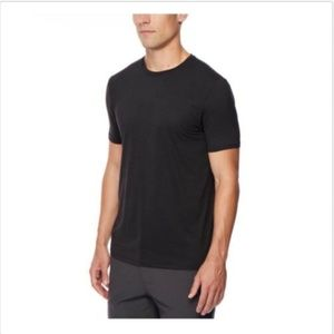 32 Degrees Accessories - 32 Degrees Cool Men's 2-Pack Short Sleeve Crew Nec